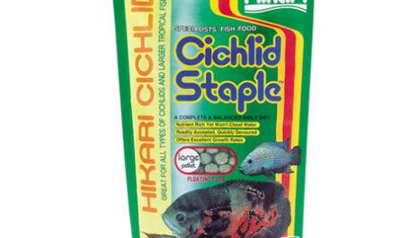 Hikari Cichlid Staple (Large Pellet) 250g