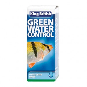King British Green Water Control