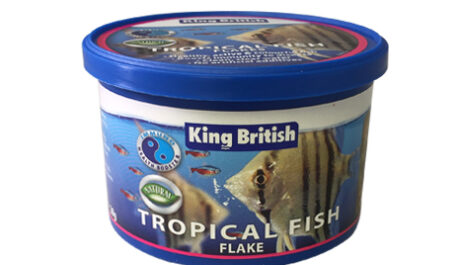 King British Tropical Flake Food 28g