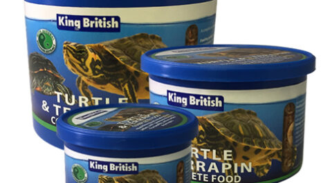 King British Turtle & Terrapin 20g, 80g & 200g