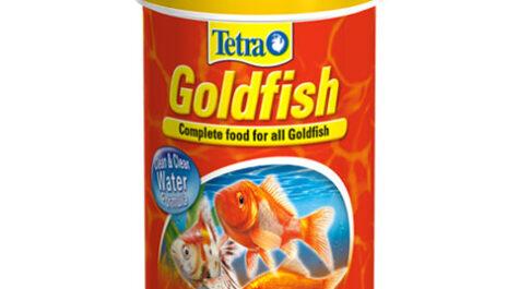 Tetra Goldfish Flake 2