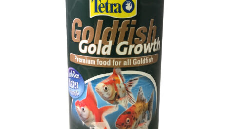 Tetra Goldfish Gold Growth